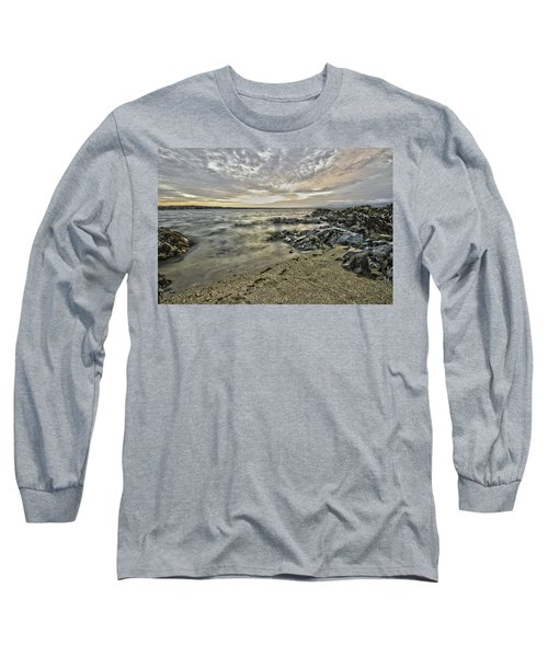 Skerries Ocean View Long Sleeve T-Shirt by Martina Fagan