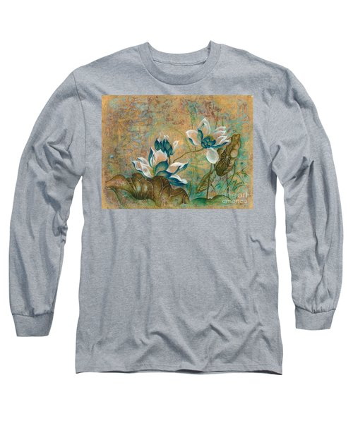 The Turquoise Incarnation Long Sleeve T-Shirt