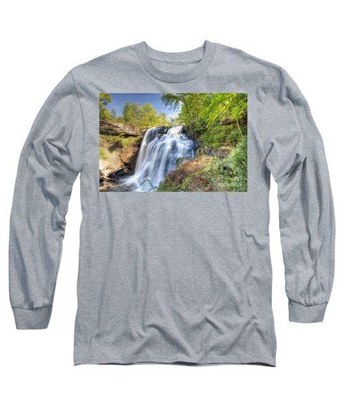 0302 Cuyahoga Valley National Park Brandywine Falls Long Sleeve T-Shirt
