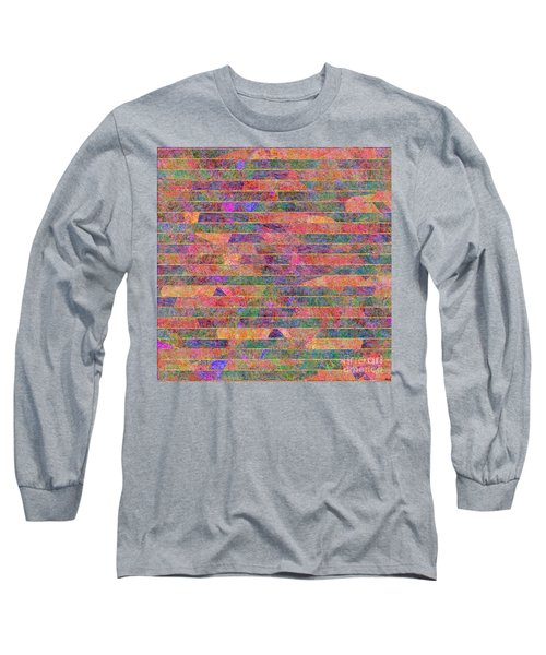 0310 Abstract Thought Long Sleeve T-Shirt