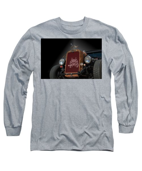 1931 Nash Coupe Hot Rod Long Sleeve T-Shirt