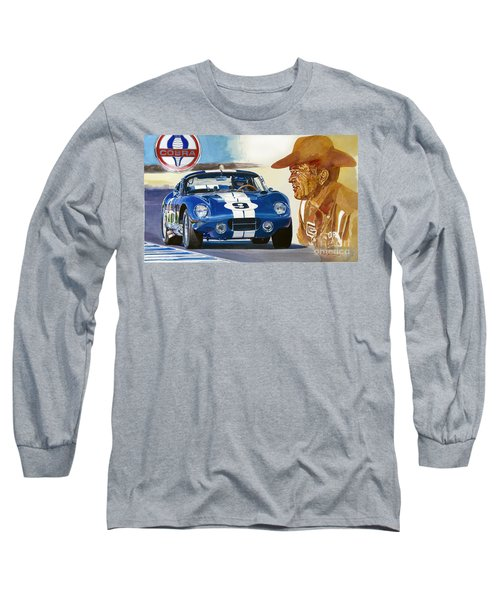 64 Cobra Daytona Coupe Long Sleeve T-Shirt