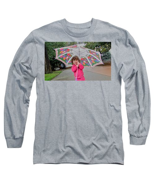 Long Sleeve T-Shirt featuring the photograph Adventure by Nick David
