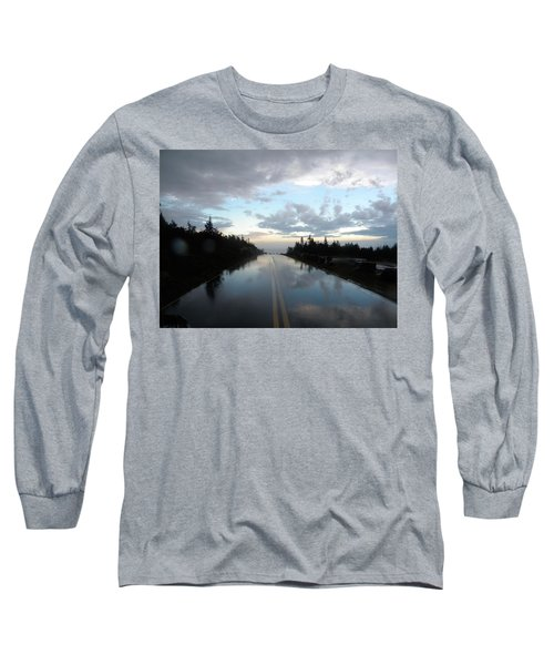 After The Storm Long Sleeve T-Shirt by James Petersen