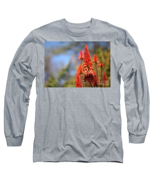 Aloe Succotrina  Long Sleeve T-Shirt