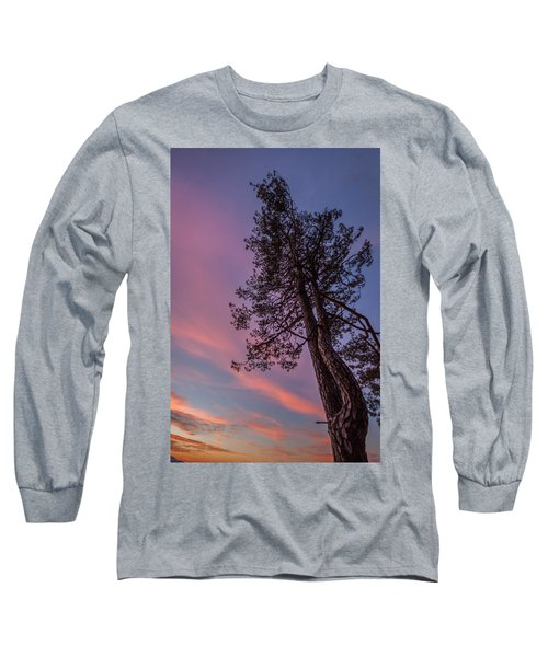 Long Sleeve T-Shirt featuring the photograph Awakening by Davorin Mance