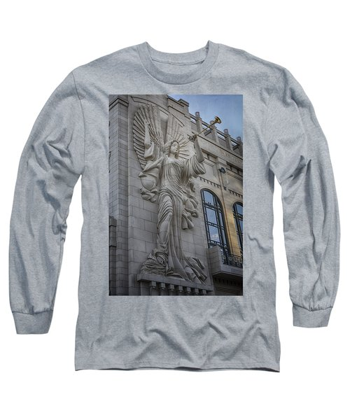 Bass Hall Angel Long Sleeve T-Shirt