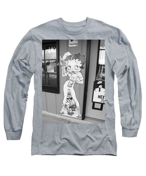 Betty Boop 3 Long Sleeve T-Shirt