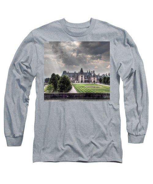 Biltmore Estate Long Sleeve T-Shirt by Savannah Gibbs
