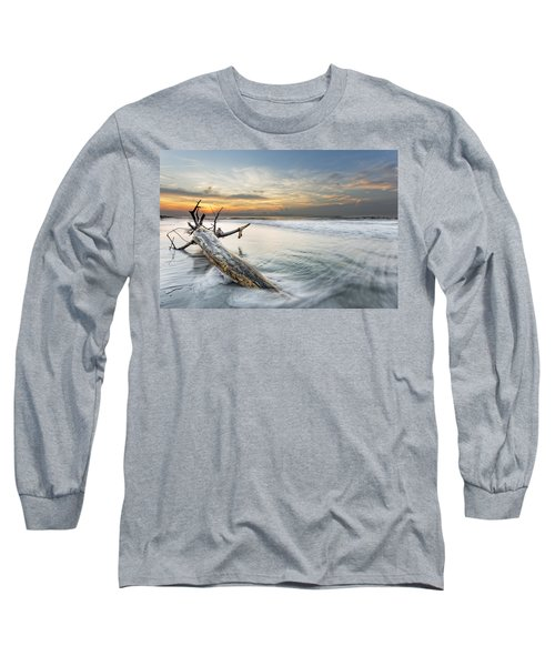 Bough In Ocean Long Sleeve T-Shirt
