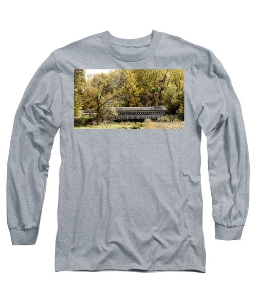 Buckeye Lake Ohio Long Sleeve T-Shirt