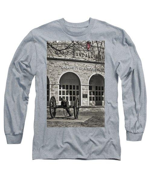 Camp Randall - Madison Long Sleeve T-Shirt