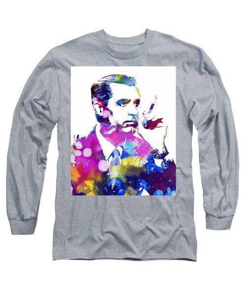 Cary Grant Long Sleeve T-Shirt