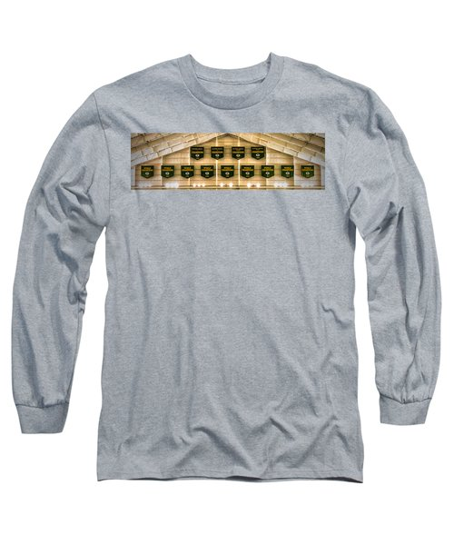 Championship Banners Long Sleeve T-Shirt