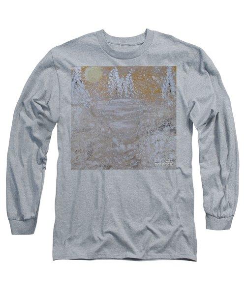 Christmas Card No.2 Long Sleeve T-Shirt