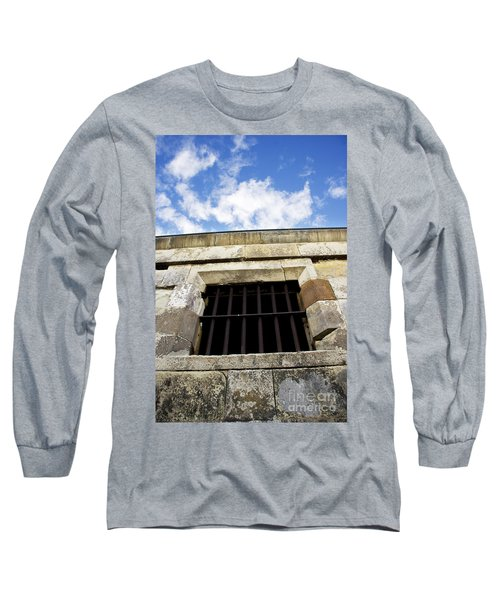 Convict Cell Long Sleeve T-Shirt