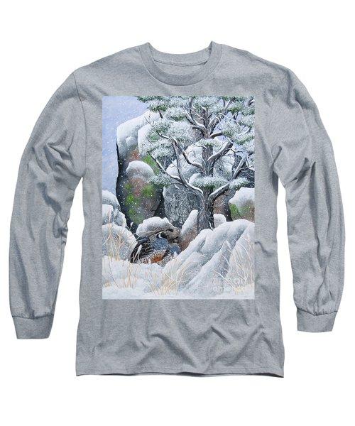 Cozy Couple Long Sleeve T-Shirt