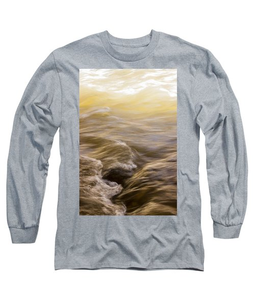 Dance Of Water And Light Long Sleeve T-Shirt