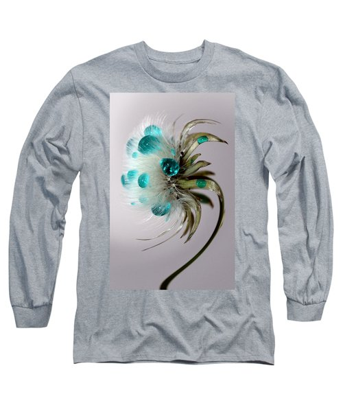 Dandelion Blues Long Sleeve T-Shirt