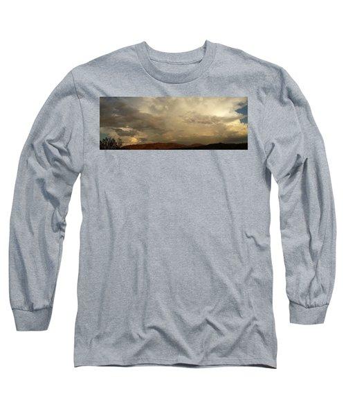 Desert Storm Long Sleeve T-Shirt by Chris Tarpening