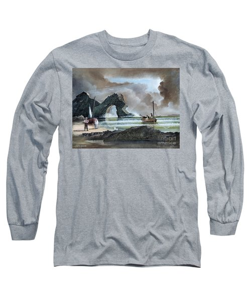 Durdle Door - Dorset Long Sleeve T-Shirt