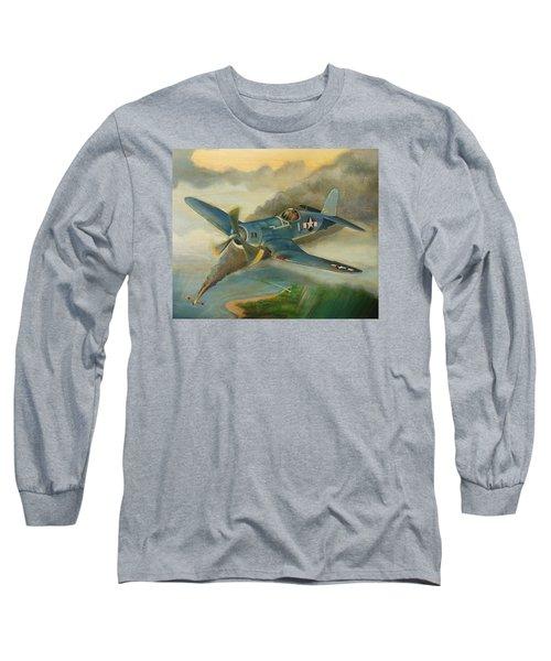 F4u Corsair Long Sleeve T-Shirt