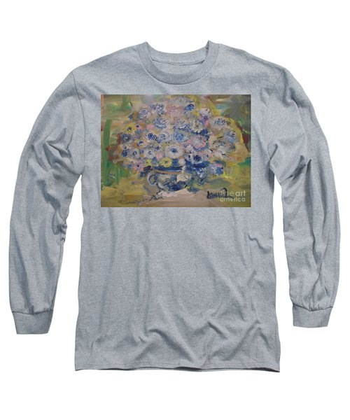 Flow Bleu Long Sleeve T-Shirt