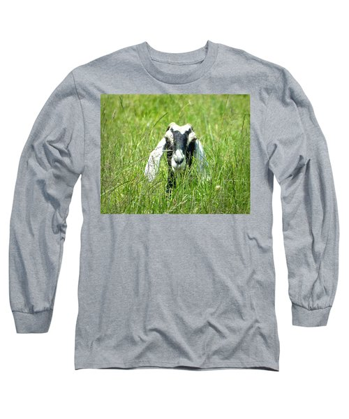Goat Long Sleeve T-Shirt