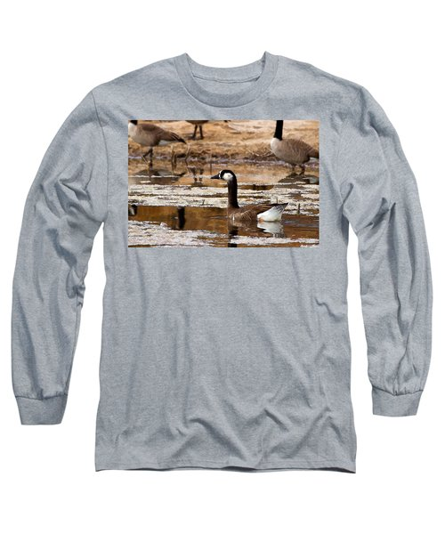 Goose Pond Long Sleeve T-Shirt