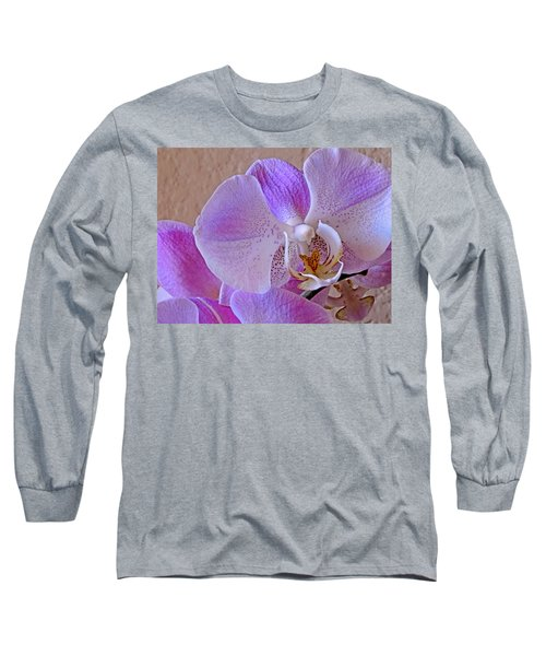 Grace And Elegance Long Sleeve T-Shirt by Lynda Lehmann