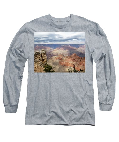 Grand Canyon National Park Long Sleeve T-Shirt by Laurel Powell