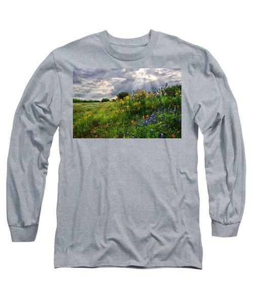 Heaven's Light  Long Sleeve T-Shirt