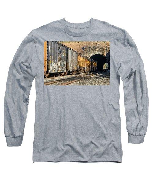 Hp 8717 Long Sleeve T-Shirt by Jim Thompson