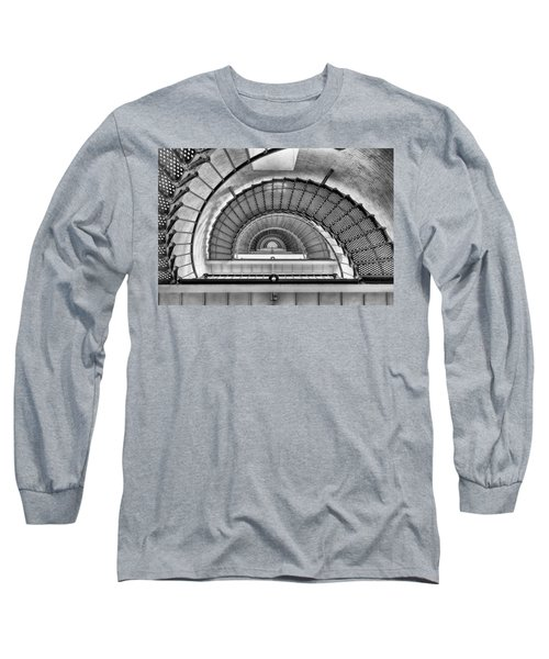 Into The Light Long Sleeve T-Shirt by Howard Salmon