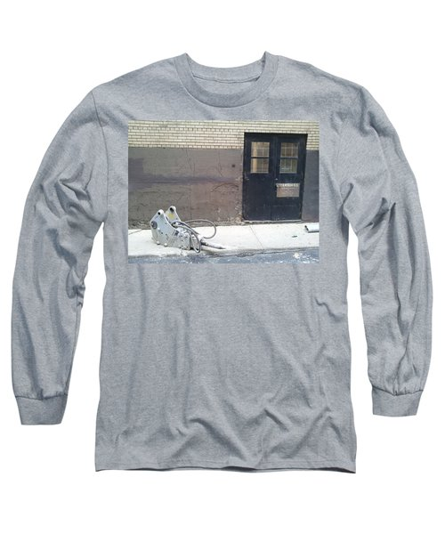 Jackhammer Long Sleeve T-Shirt