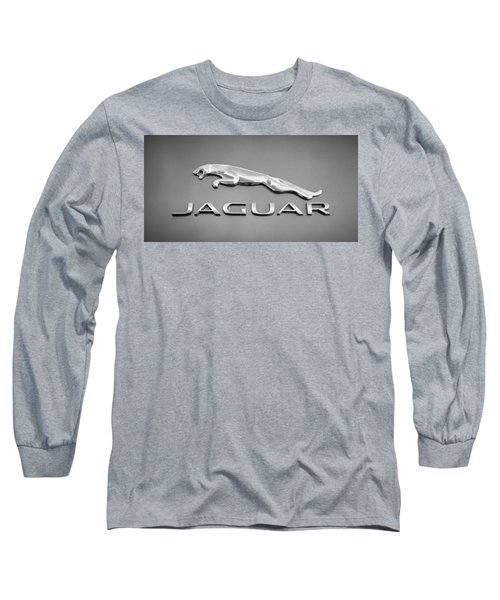 Jaguar F Type Emblem Long Sleeve T-Shirt