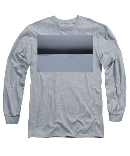 Lake Chororua  Long Sleeve T-Shirt