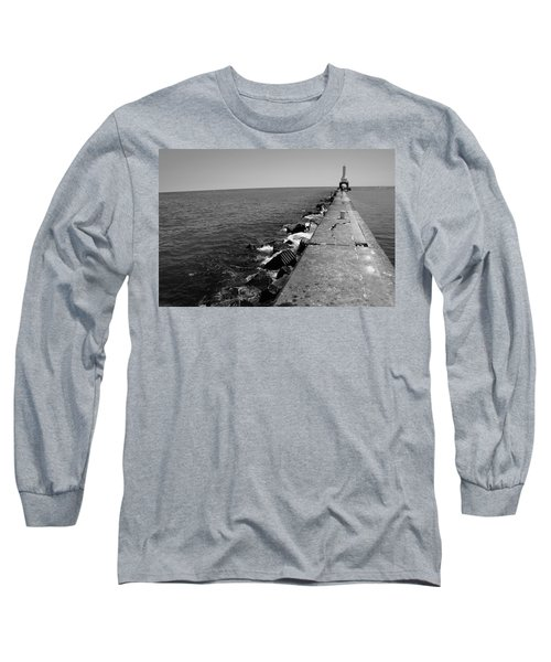 Long Thought Long Sleeve T-Shirt by Jamie Lynn