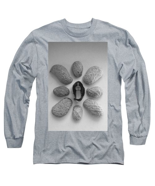 Old Man In The Peanut Long Sleeve T-Shirt
