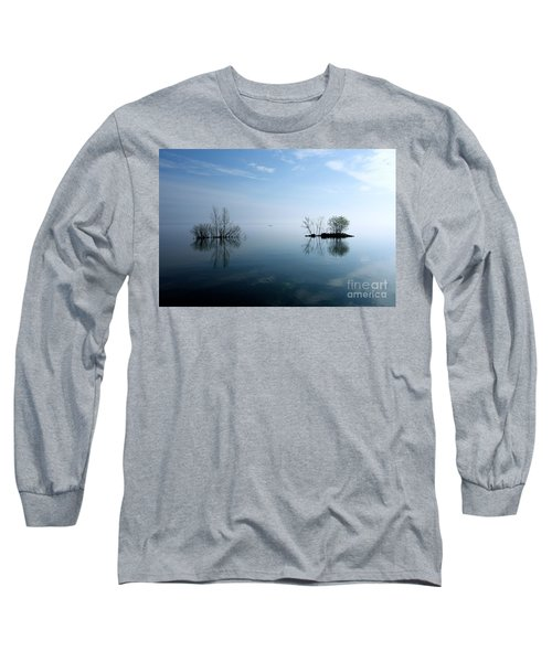 On The Horizon Long Sleeve T-Shirt by Jacqueline Athmann