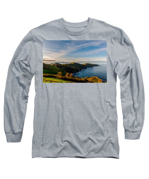 Out Bond To The Sea Long Sleeve T-Shirt