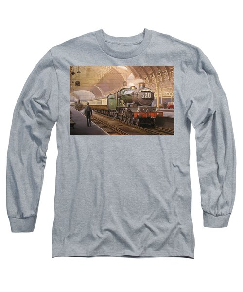 Paddington Arrival. Long Sleeve T-Shirt
