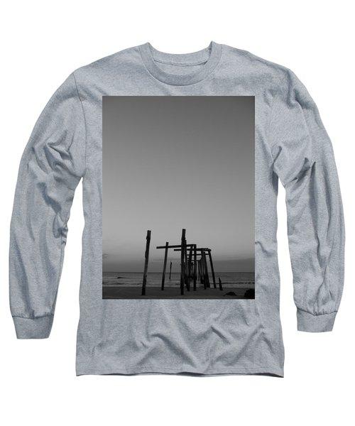 Pier Portrait Long Sleeve T-Shirt