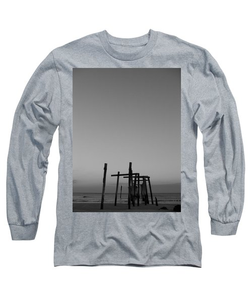 Pier Portrait Long Sleeve T-Shirt
