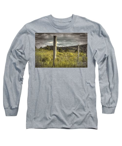 Prairie Fence Long Sleeve T-Shirt
