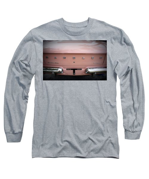 Long Sleeve T-Shirt featuring the photograph Pretty In Pink by Laurie Perry