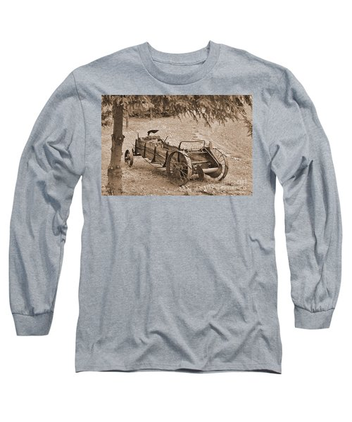 Retired But Ready Long Sleeve T-Shirt