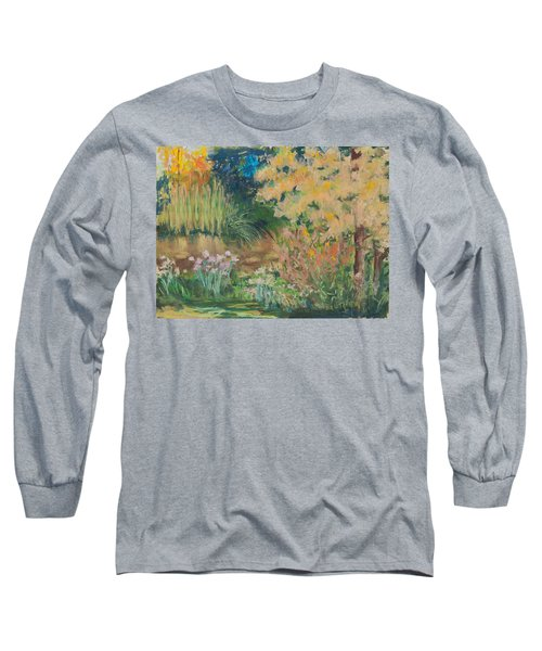Saturday Morning Long Sleeve T-Shirt