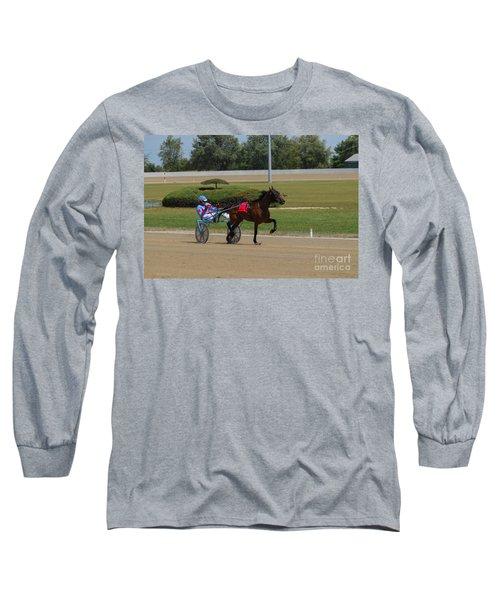 D39w-399 Scioto Downs Long Sleeve T-Shirt