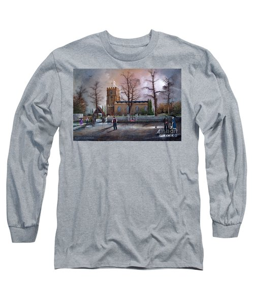 St Marys Church - Kingswinford Long Sleeve T-Shirt